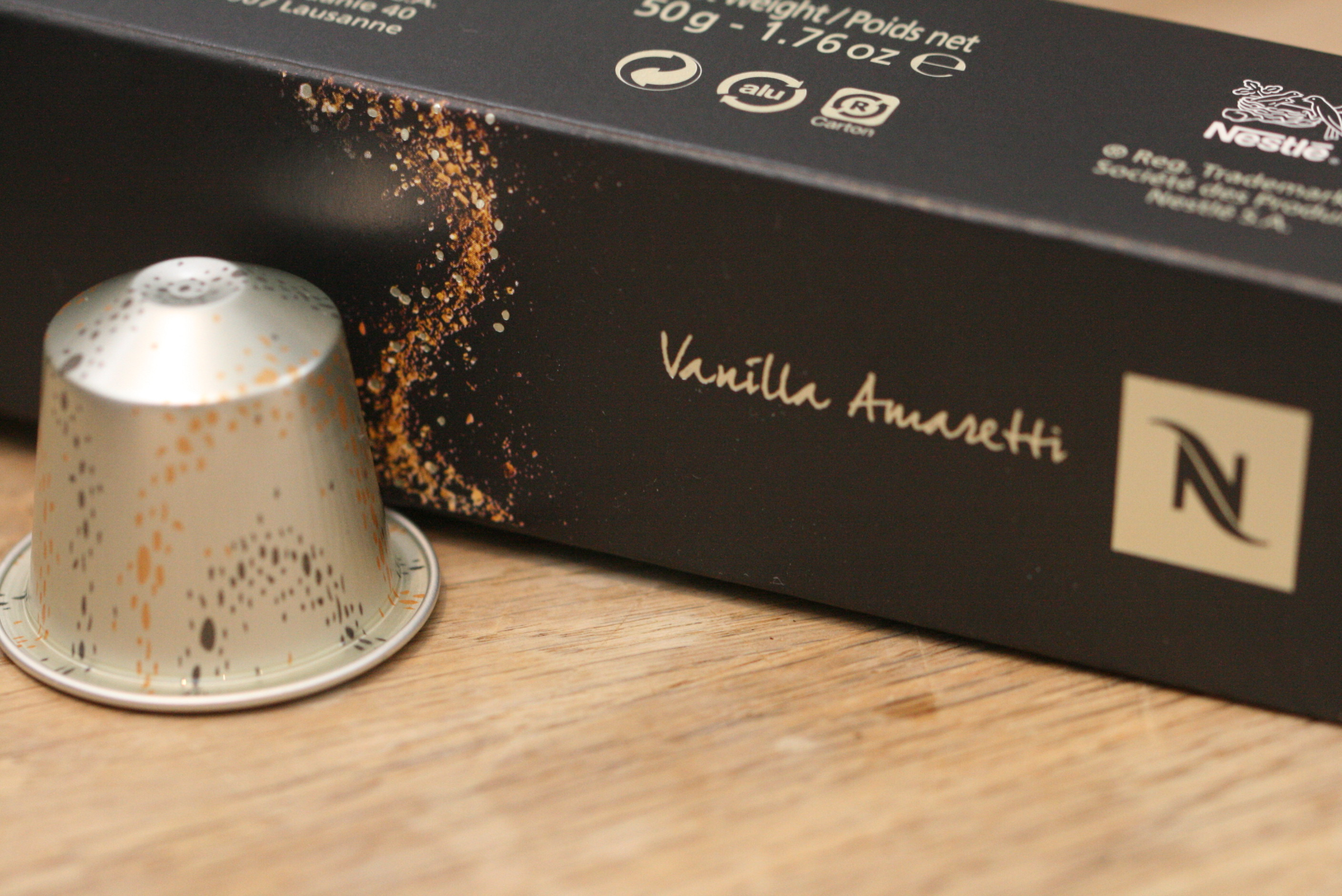 New coffee indulgence un nouveau coup de coeur caf jaf in the box - Tasses a cafe nespresso ...