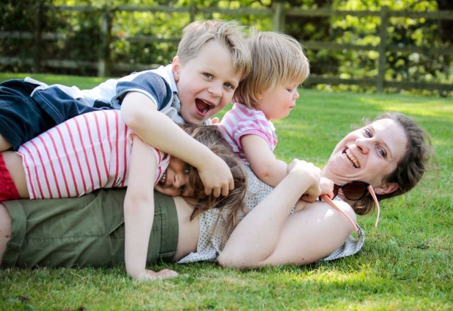 Life as a mum of 3
